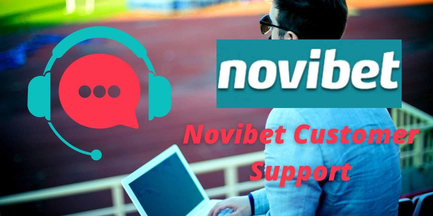Novibet customer support