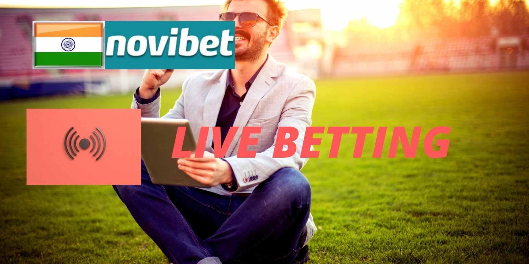 novibet live